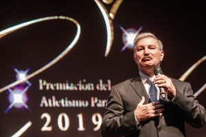 La Gala del Atletismo Paraguayo 1