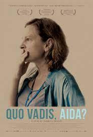 movie poster for Quo Vadis, Aida?