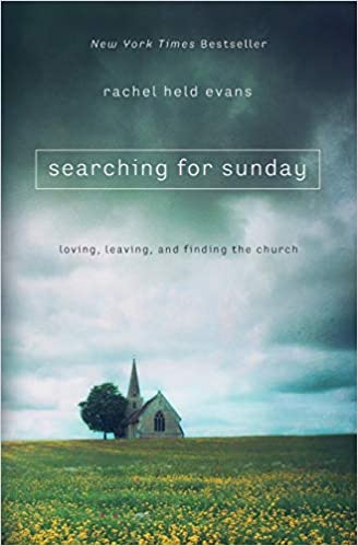 cover of the book searching for sunday
