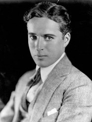 Chaplin portrait