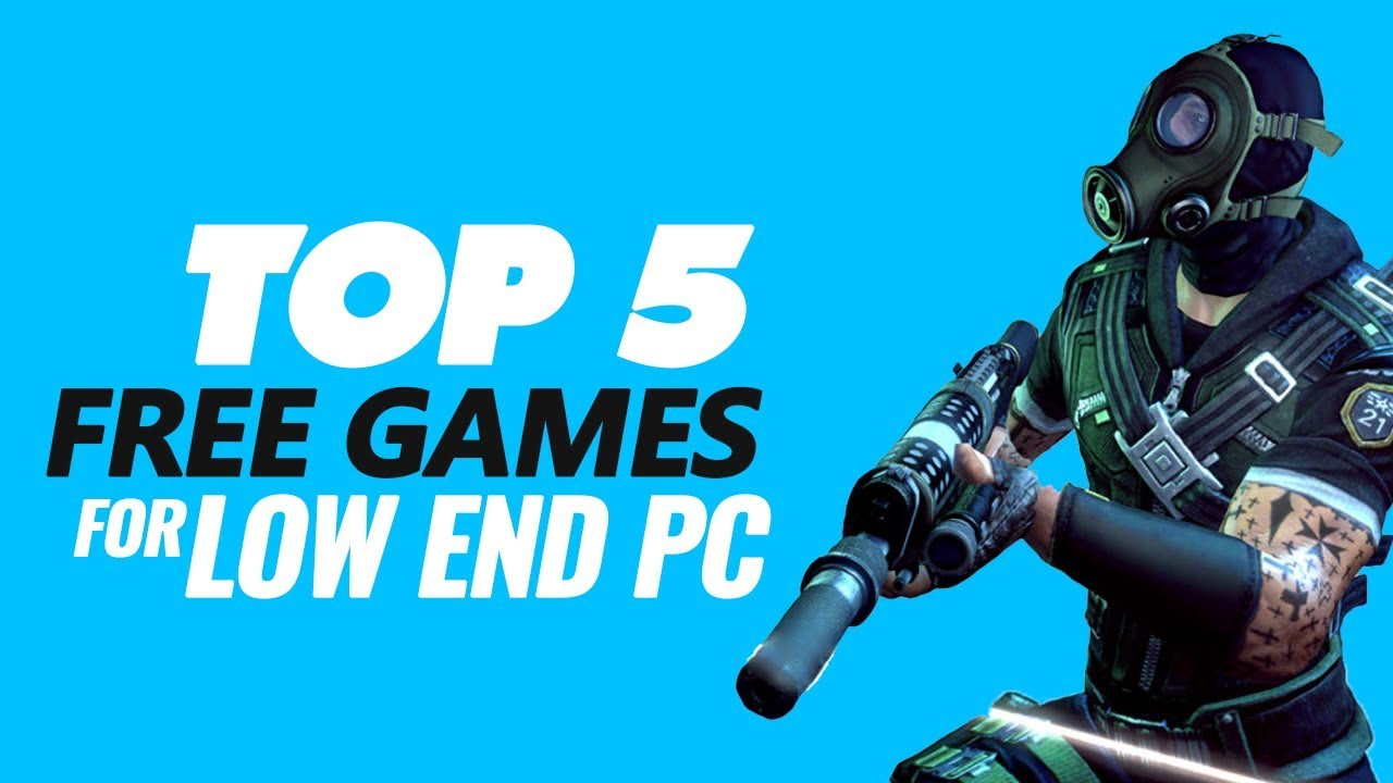 Best Multiplayer Games For Low End Pc Without Graphics Card