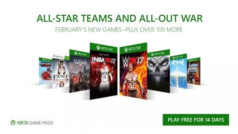 La bibliothèque Xbox Gamepass s'agrandit!
