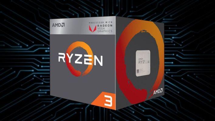 AMD Ryzen 3 2200G Teknik Özellikler ve Fiyat