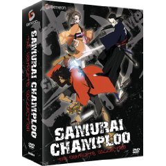 Samurai Champloo Box Set