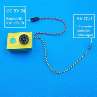 fpvcrazy fpv-yi How to get camera output on a Display (FPV DOWNLINK) All Topics DIY Hack and Tricks GUIDE TO BUY DRONE