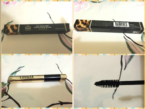Cougar Beauty 360 rotating mascara