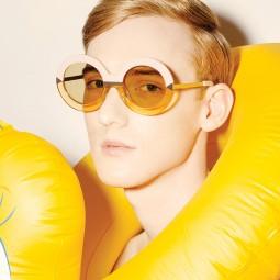 new collection karen walker poolside resort eyewear fashion quarterly