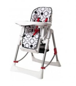 FQ Top Gear Award High Chair Life Red Kite Feed Me