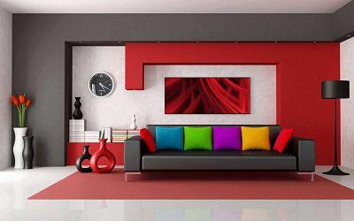 Colore pittura per salotto