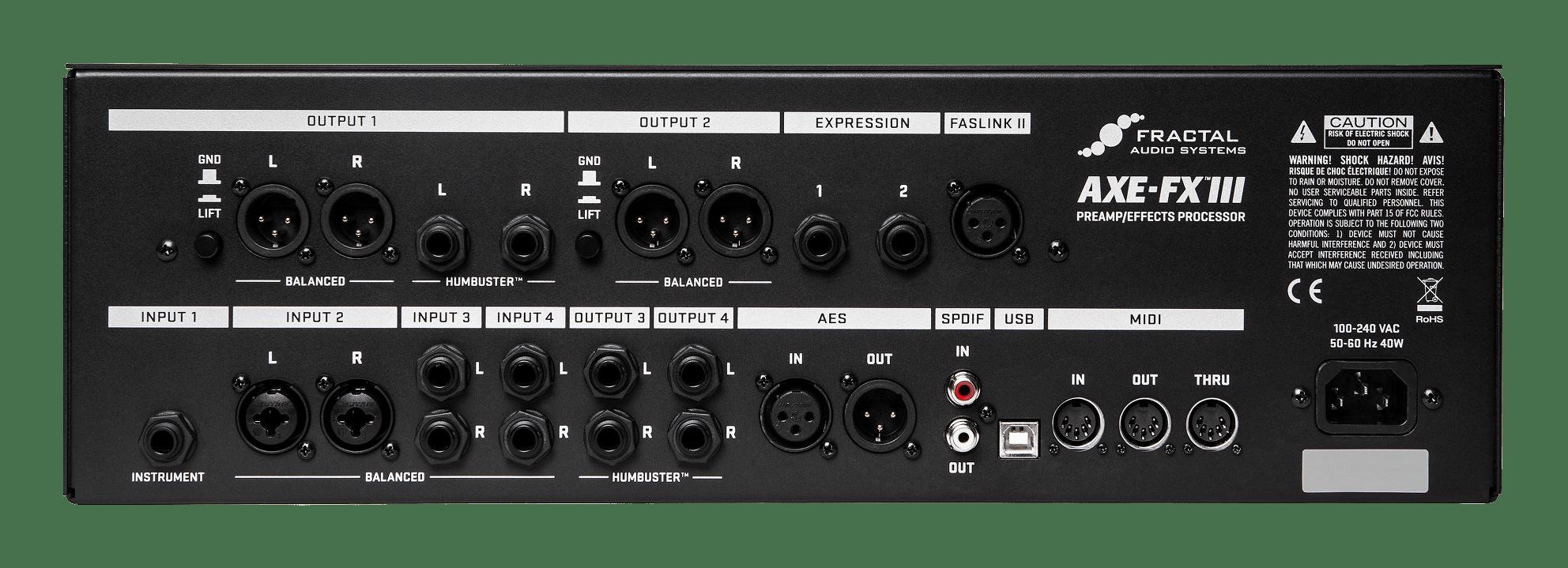 HOLY SH*T - FRACTAL AUDIO Announces AXE-FX III! NAMM 2018