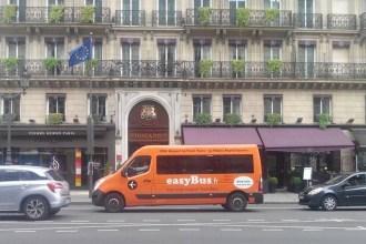 easyJet casse les prix des liaisons Paris-Aéroport de Roissy avec easyBus