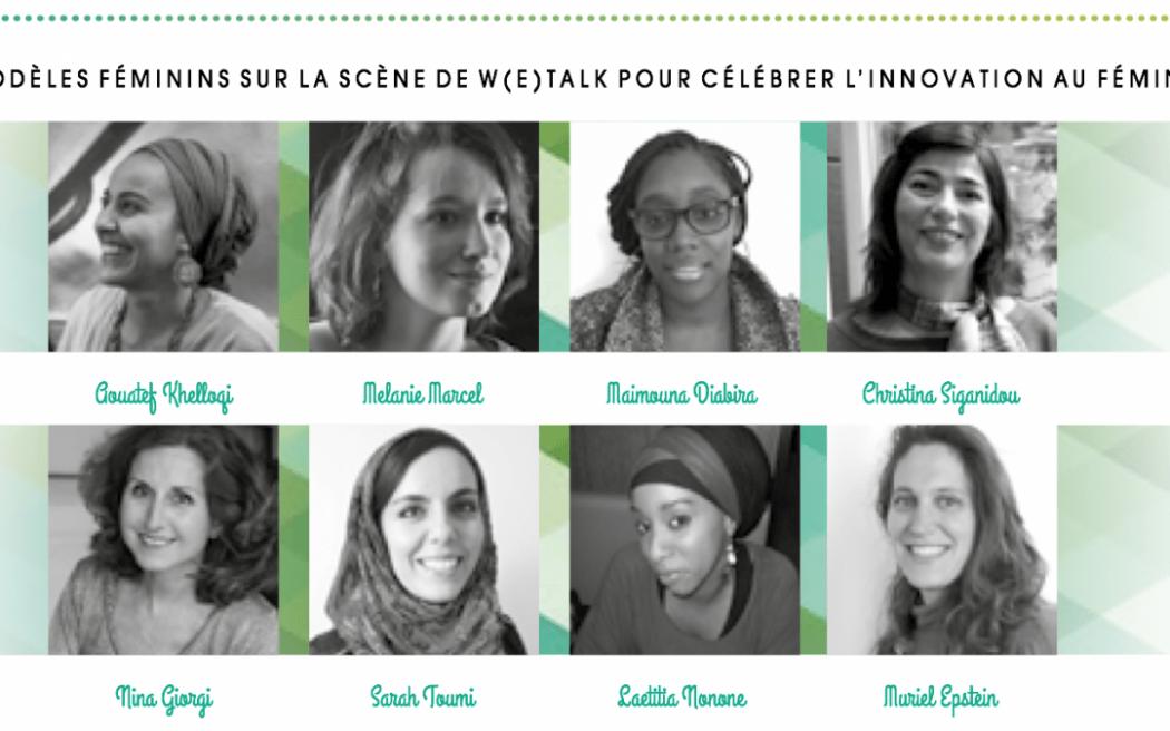 Samedi 30 mai, les femmes (ré)inventent leur monde avec W(e)Talk