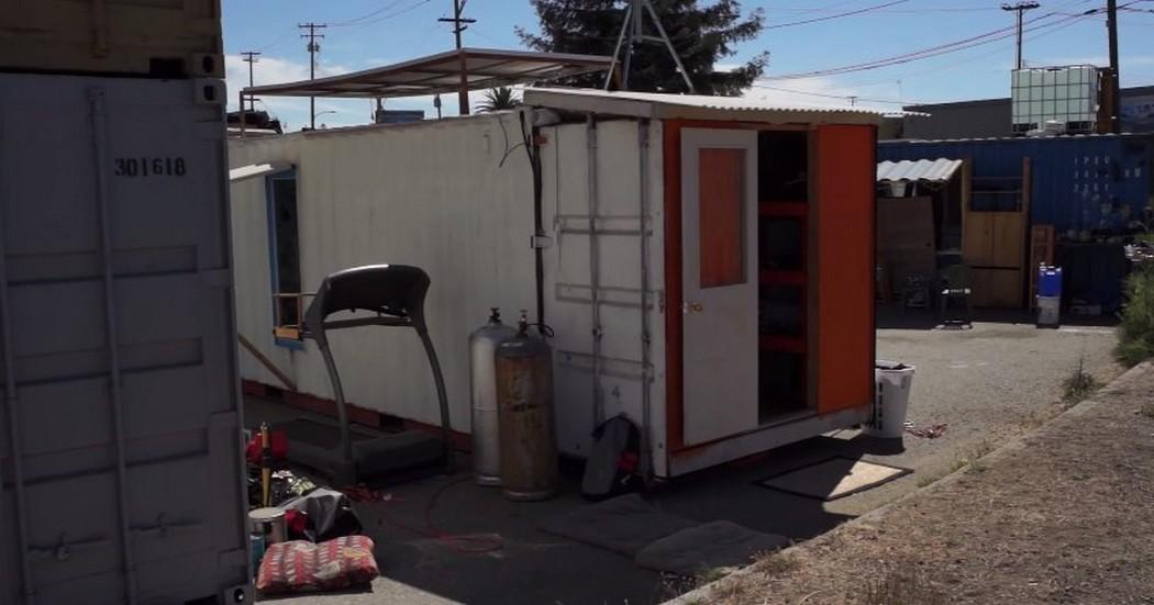 A San Francisco, une startup s'attaque au boom des loyers en créant Cargotopia
