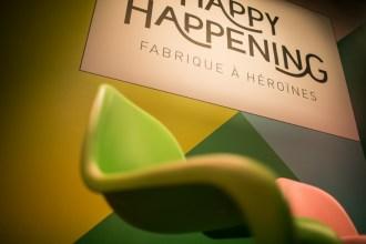 """""""Happy Happening sera un évènement féministe nouvelle génération cette année"""" Delphine Groll directrice de la communication du groupe Auféminin"""