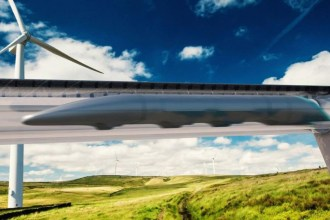 Hyperloop, le train du futur qui veut relier Paris et Marseille en 40 minutes
