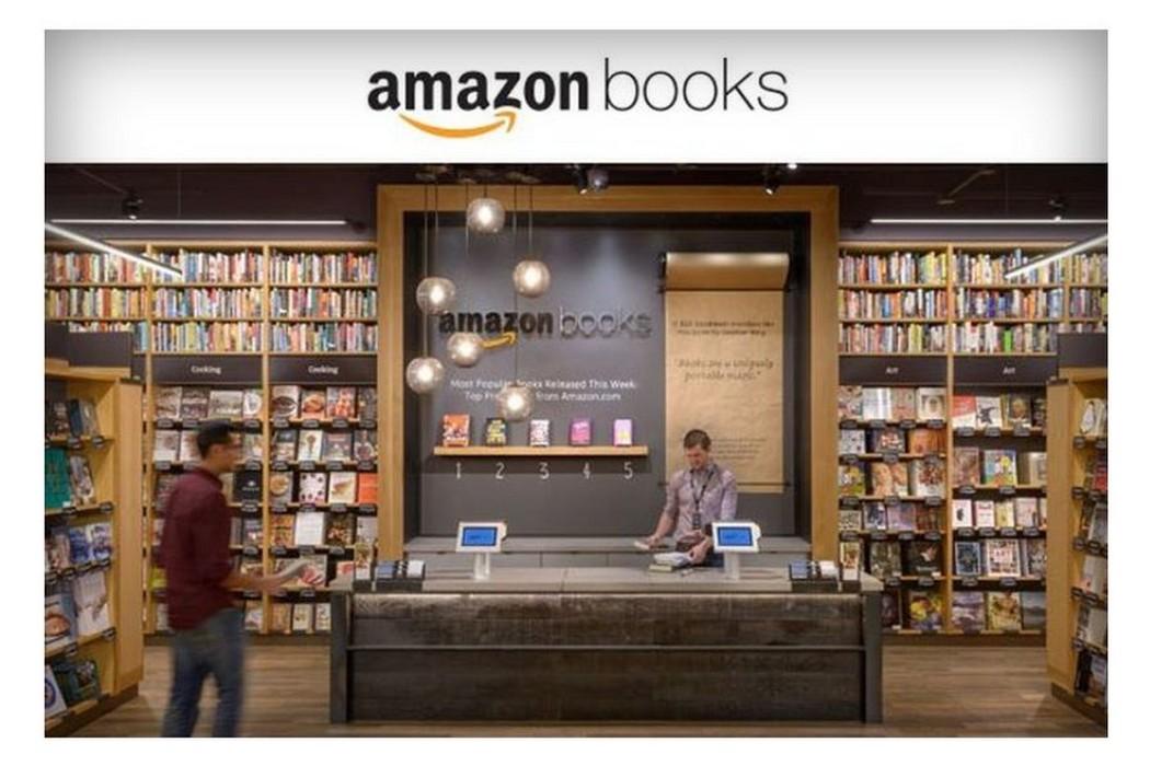 Maintenant que tous les petits libraires ont fermé leurs portes, Amazon peut enfin ouvrir sa boutique