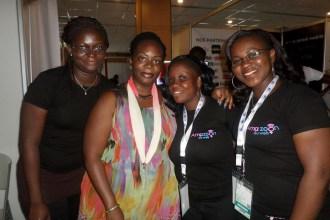 """""""La Côte d'Ivoire est un eldorado pour les entrepreneurs"""" Éléonore Koffi, présidente des AmazoOn du Web à Abidjan"""
