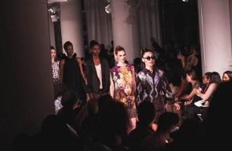 """""""A New York, les contacts se font plus rapidement, c'est une ville opportuniste"""" Claire Consigny, créatrice de mode"""