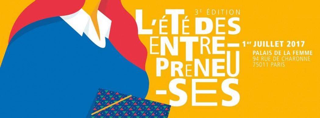 RDV le 1er juillet pour l'Été des Entrepreneuses