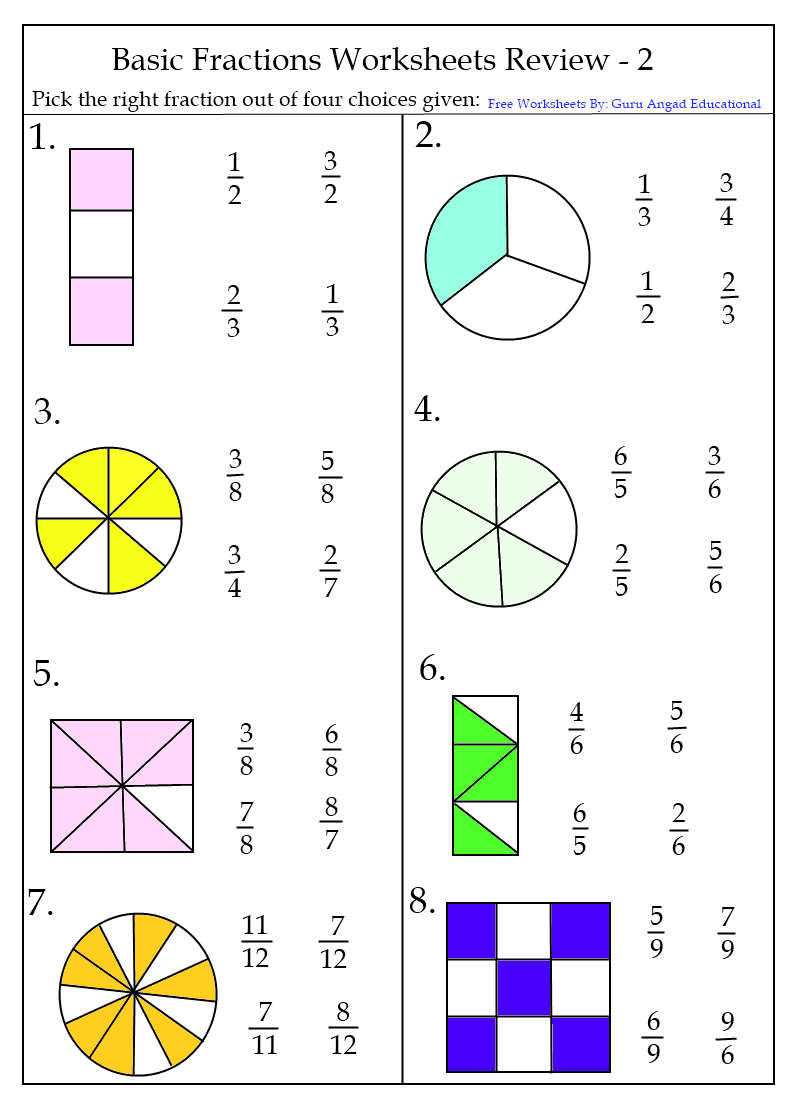 math worksheet : elizabethloveselementarymath  this blog is created to help  : Fractions Made Easy Worksheets