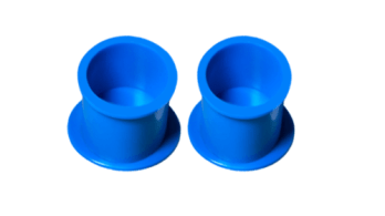 2 Part Mounting Cups Mounting Accessories Sample Support