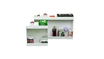 Double Shelf Organizer