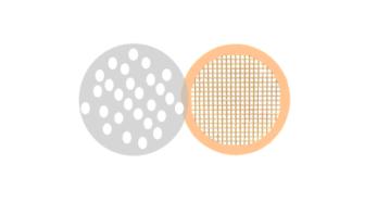 Lacey Carbon Film Grids