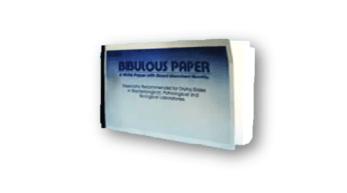 Bibulous Paper