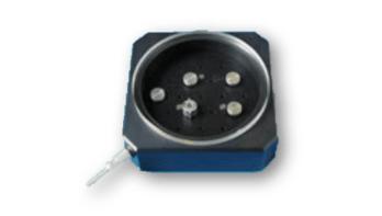 Sample Stub Vacuum Desiccators