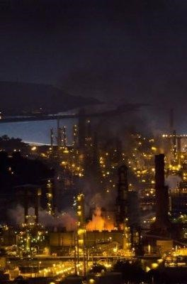 Chevron Fire 2012