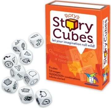 Rory's Story Cubes - educational games