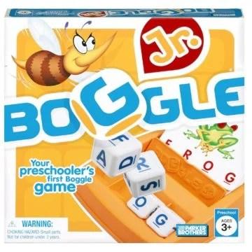 Boggle Junior Game - educational games