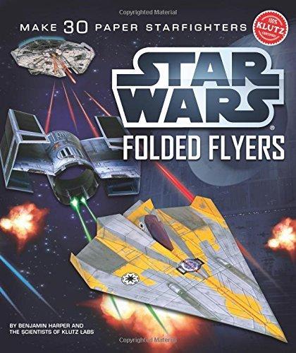 Klutz Star Wars Folded Flyers