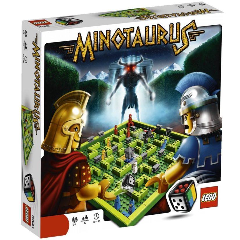 Lego Games Minotaurus