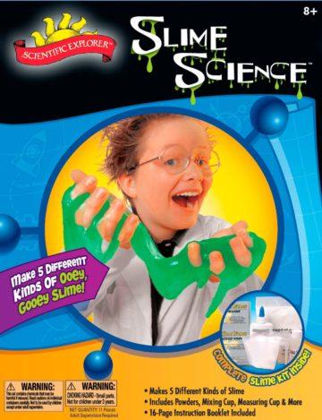 Scientific Explorer Slime Science