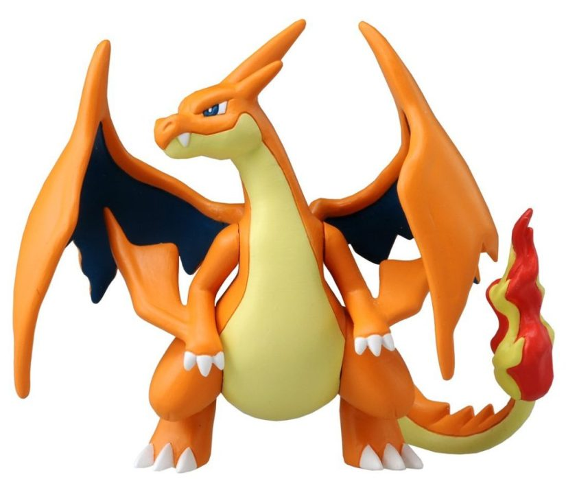 Takaratomy SP-16 Official Pokémon X and Y Mega Charizard Y Figure