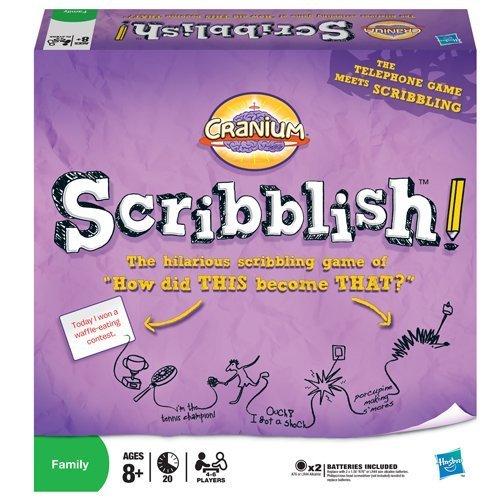 Scribblish - art games