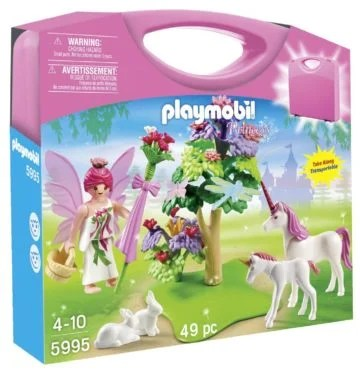 Playmobil Fairy Carrying Case