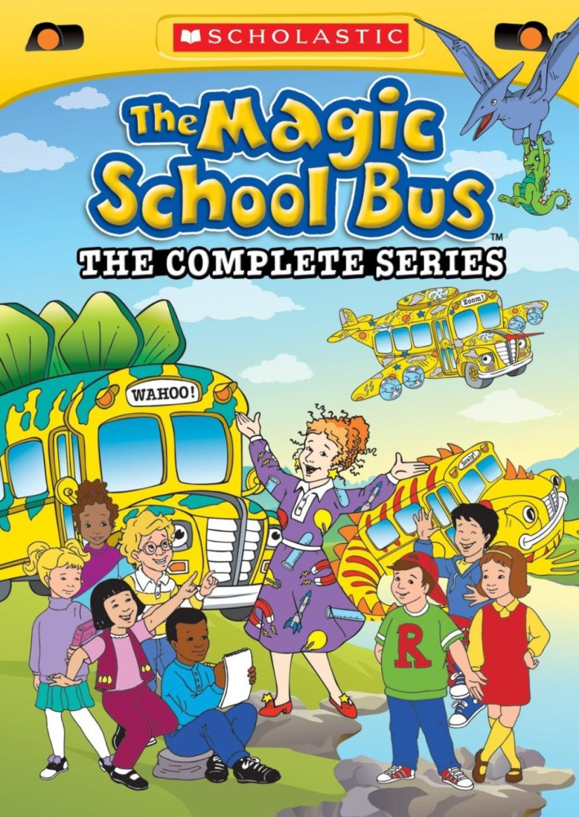 The Magic School Bus The Complete Series