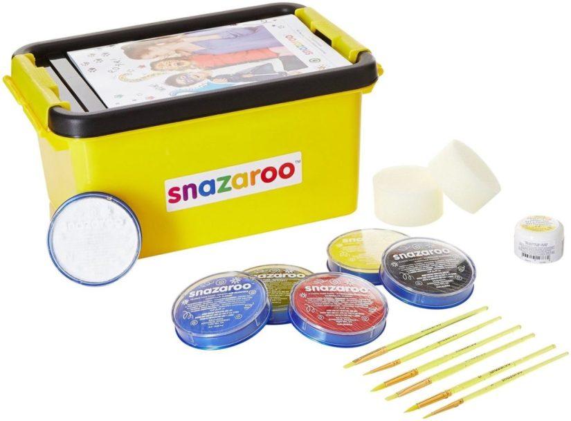 Snazaroo Face Paint Mini Starter Kit