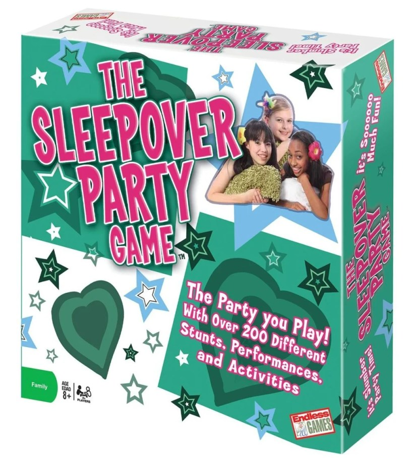 The Sleepover Party Game - games for girls