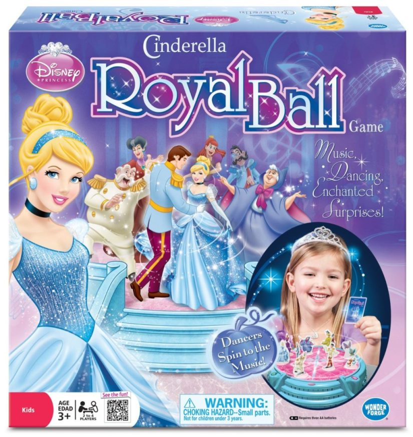 Disney Cinderella's Royal Ball Game - games for girls
