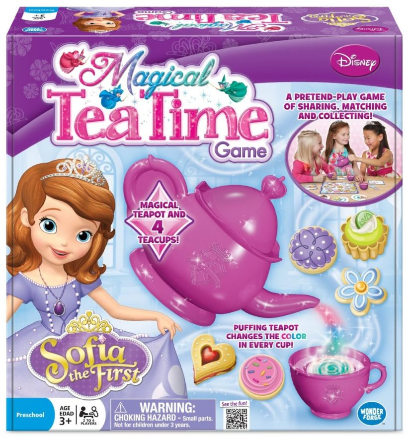 Sofia The First Magical Tea Time Game - games for girls
