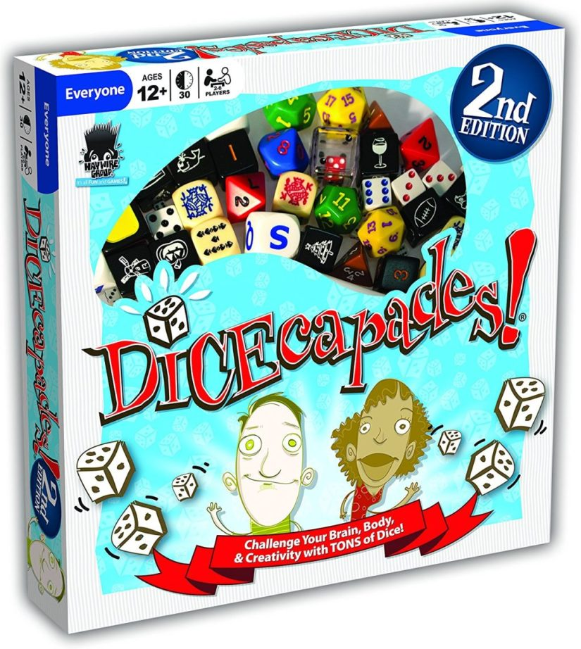 dicecapades