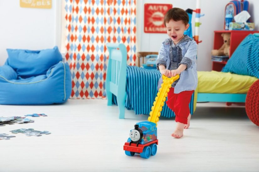 Fisher-Price Pop and Go Thomas