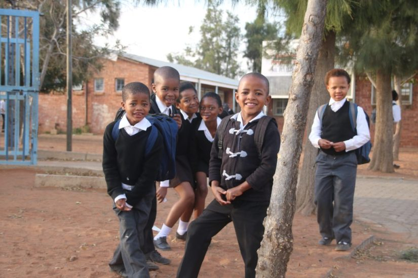 Primary school learners