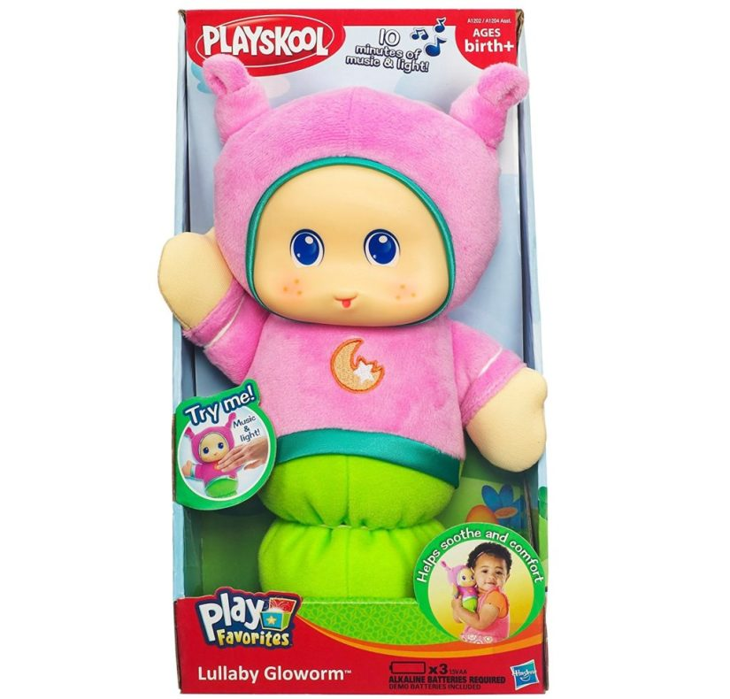 Playskool Lullaby Gloworm