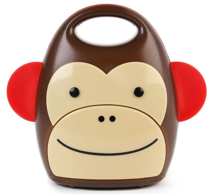 Marshall Monkey Skip Hop Zoo Take-Along Nightlight