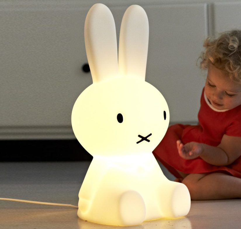 Miffy Dimmable LED Light