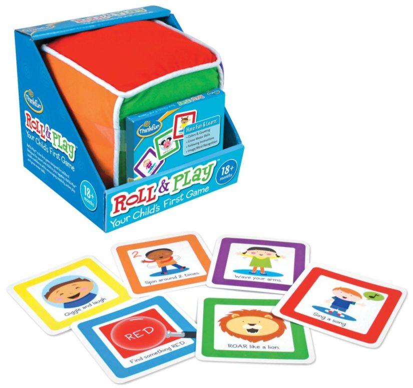 Thinkfun Roll and Play Board Game